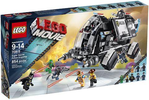 #70815 The LEGO Movie Super Secret Police Dropship