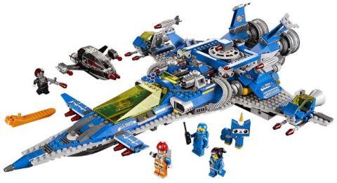 #70816 LEGO Benny's Spaceship