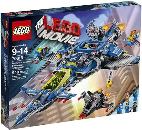 #70816 The LEGO Movie Benny's Spaceship