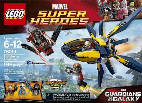 #76019 LEGO Super Heroes