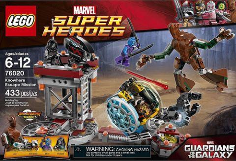 #76020 LEGO Super Heroes
