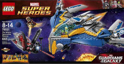 #76021 LEGO Super Heroes
