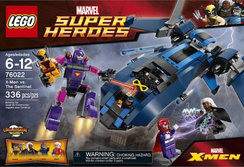 #76022 LEGO Super Heroes
