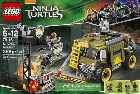 #79115 LEGO TMNT