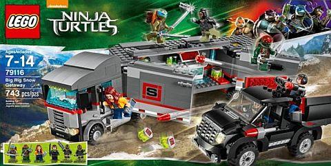 #79116 LEGO TMNT