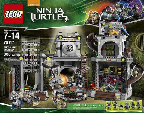 #79117 LEGO TMNT