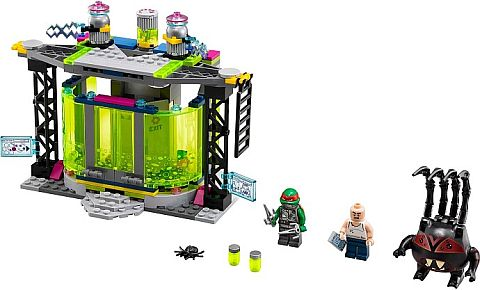 #79119 LEGO TMNT