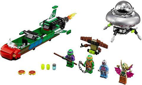 #79120 LEGO TMNT