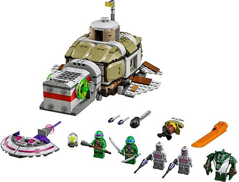 #79121 LEGO TMNT