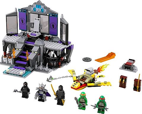 #79122 LEGO TMNT