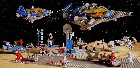 LEGO Classic Space Image