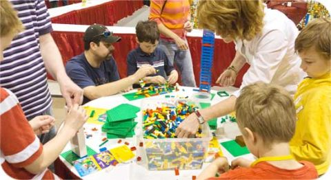 LEGO Convention 6
