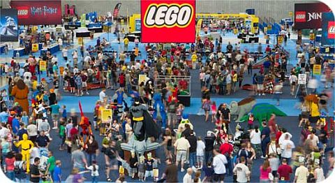 LEGO Convention 8