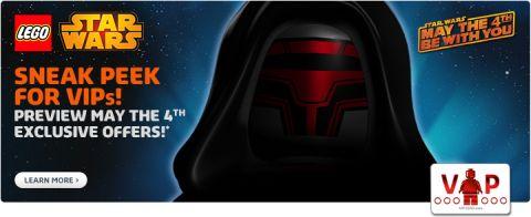 LEGO May Star Wars Sale