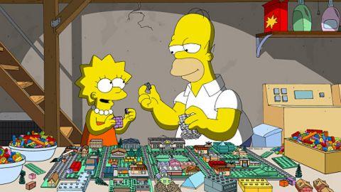 LEGO The Simpsons Brick Like Me Image 1