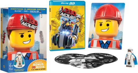 The LEGO Movie Everything Is Awesome Combo Pack