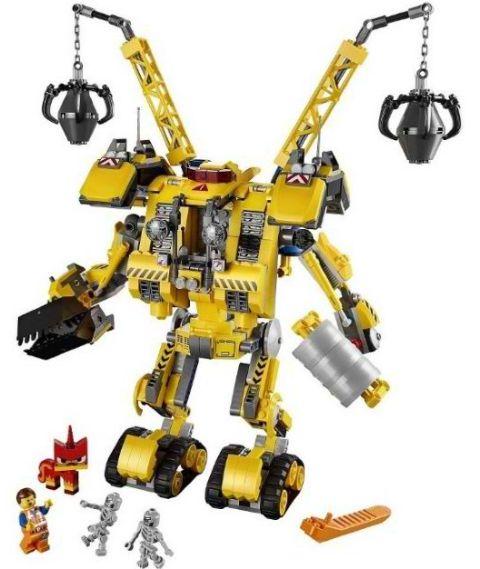 #70814 LEGO Emmet's Construct-O-Mech