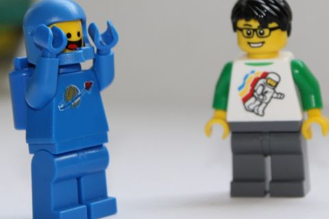 Cameron - LEGO Avatar