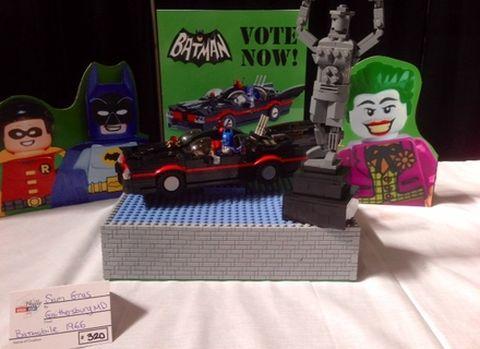 LEGO Batman Winning Award