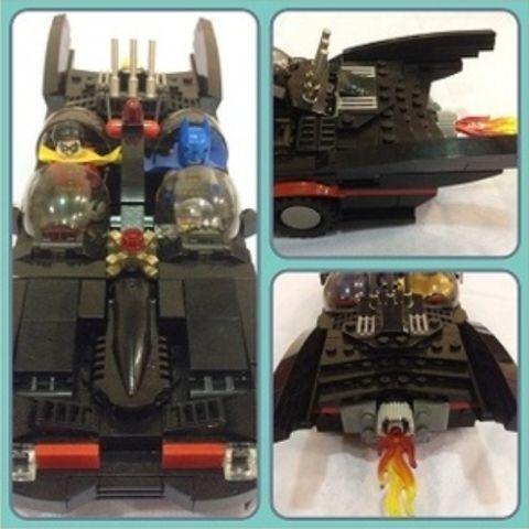 LEGO Batman on LEGO Ideas Details