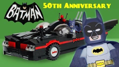 LEGO Batman on LEGO Ideas