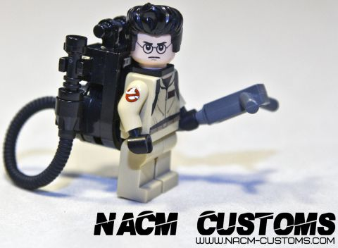 LEGO Ghostbusters Custom Arms