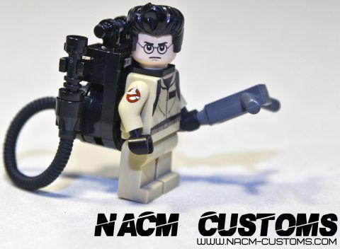 LEGO Ghostbusters Custom Arms
