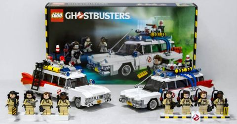 LEGO Ghostbusters Picture 1