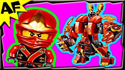 LEGO Mech - Kai Fire Mech