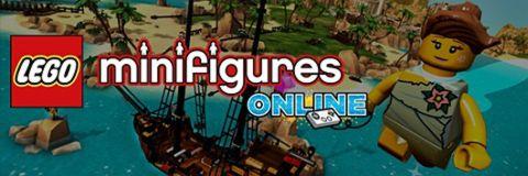 LEGO Minifigures Online Game