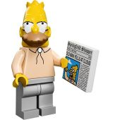 LEGO The Simpsons Grandpa