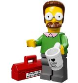 LEGO The Simpsons Ned Flanders