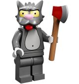 LEGO The Simpsons Scratchy
