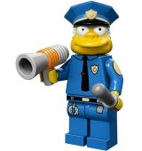 LEGO The Simpsons Wiggum