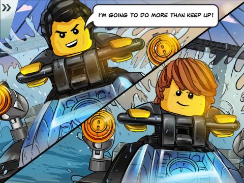 LEGO Ultra Agents Graphic Novel