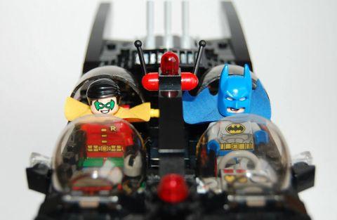 LEGo Batman on LEGO Ideas Minifigures