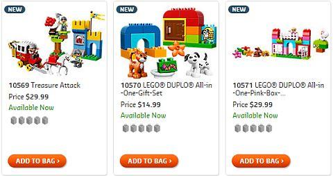 Shop 2014 LEGO DUPLO