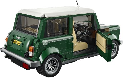#10242 LEGO MINI Cooper Back