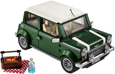 #10242 LEGO MINI Cooper Details
