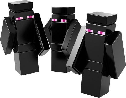 #21107 LEGO Minecraft The End Endermen