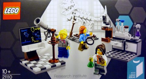 #21110 LEGO Research Institute