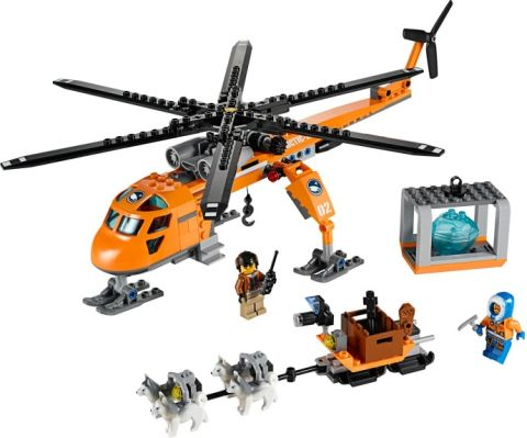 #60034 LEGO Arctic