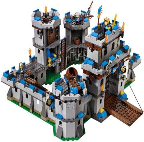 #70404 LEGO Castle Details