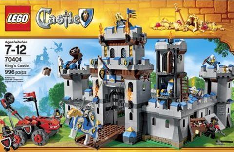 #70404 LEGO Castle