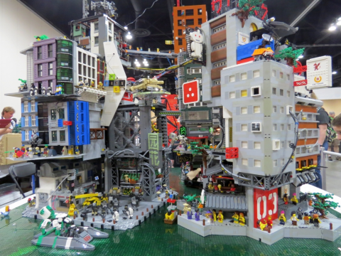 BrickWorld Chicago 2014