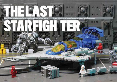 LEGO Blocks Magazine Feature