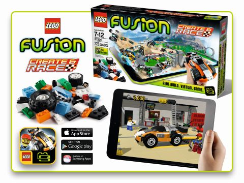 LEGO FUSION Create and Race