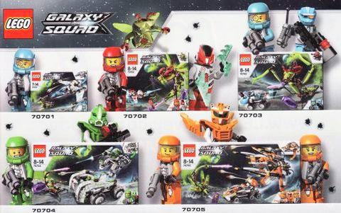 LEGO Galaxy Squad Retiring Soon