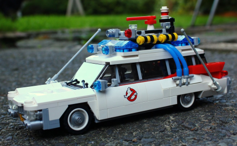 LEGO Ghostbusters PerfEcto by segamegadrive