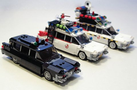 LEGO Ghostbusters by Brent Waller